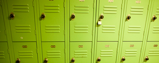 ucsc green lockers